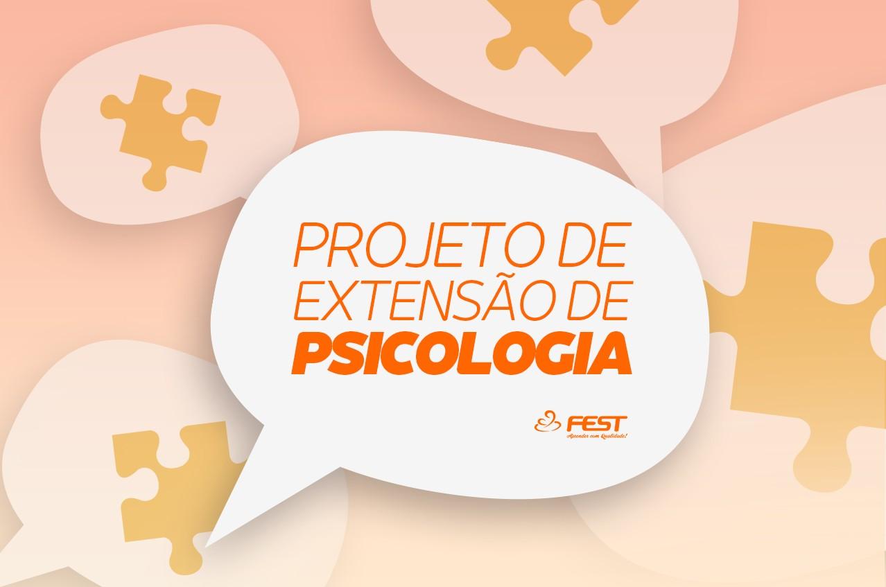 Extensão do curso de Psicologia Fest