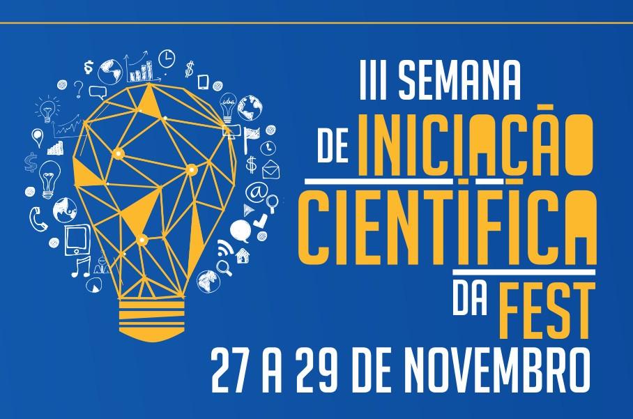 Confira programação completa da Semana de Iniciação Científica