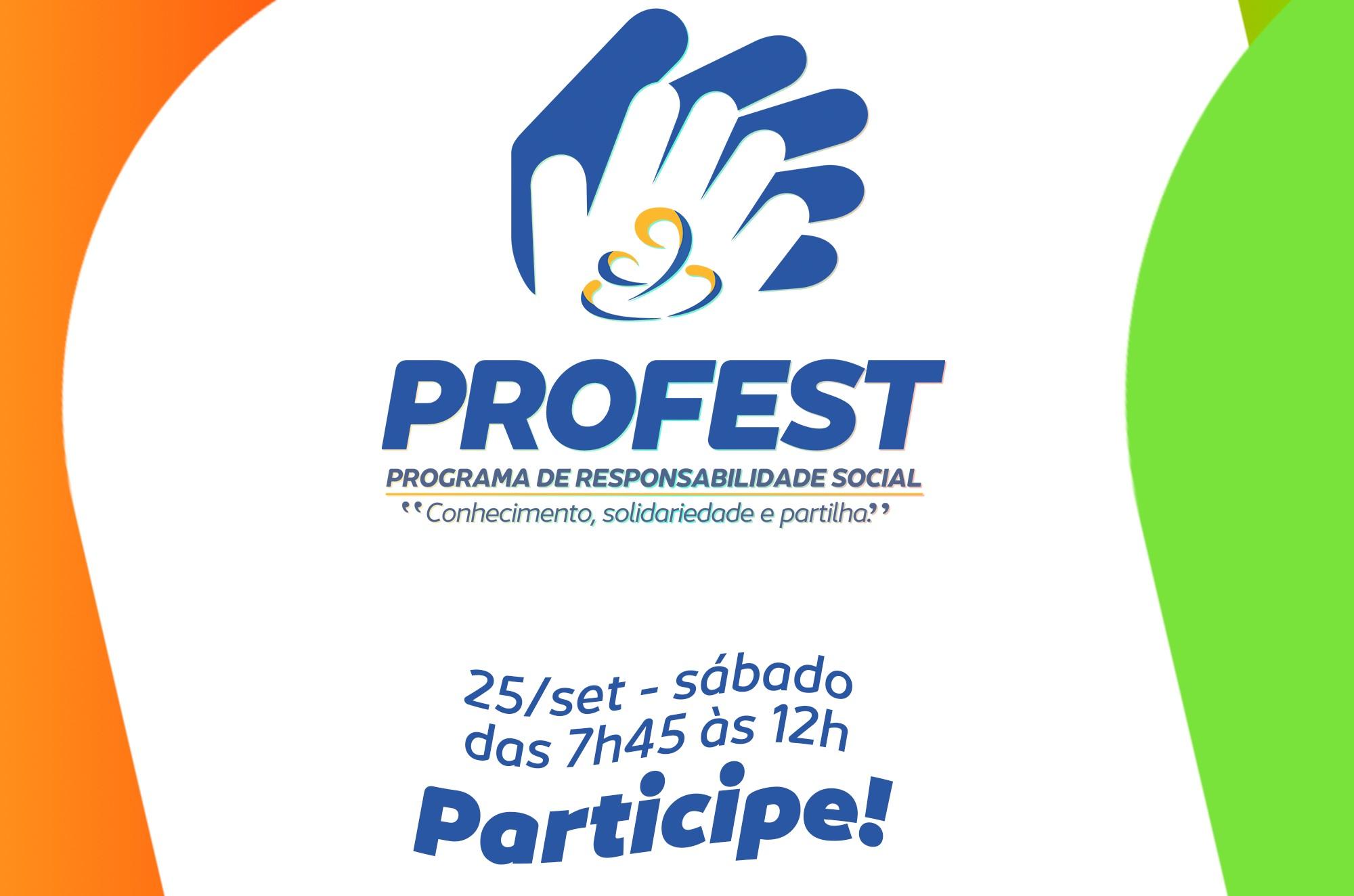 Ação de Responsabilidade Social acontecerá na Fest aberto ao público