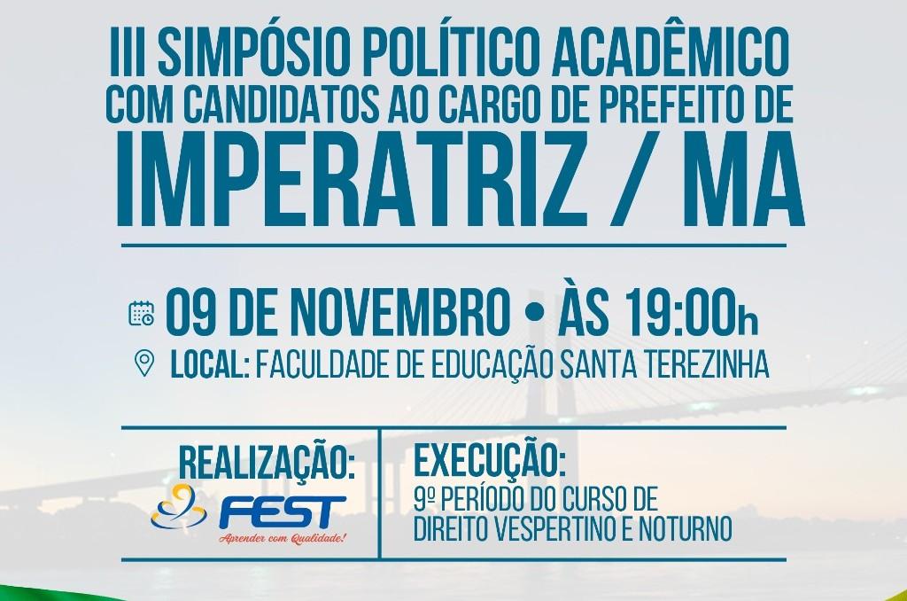 III Simpósio Político-Acadêmico Fest