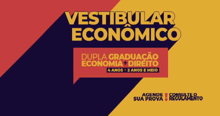 VESTIBULAR ECONOMICO 2021.1